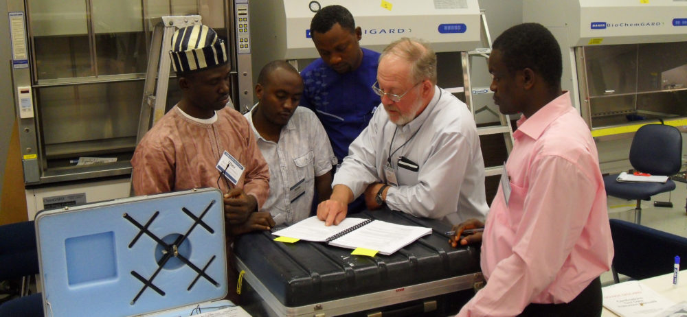 Global Biosafety Cabinet Certification Program The